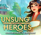 Hra Unsung Heroes: The Golden Mask Collector's Edition
