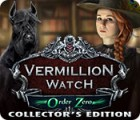 Hra Vermillion Watch: Order Zero Collector's Edition