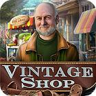 Hra Vintage Shop