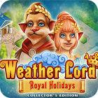 Hra Pán počasí: Královské prázdniny. Sběratelská edice
