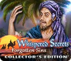 Hra Whispered Secrets: Forgotten Sins Collector's Edition