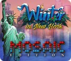 Hra Winter in New York Mosaic Edition