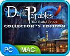 Dark Parables: The Exiled Prince Collector's Edition oblíbená hra