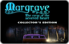 Margrave: The Curse of the Severed Heart Collector's Edition prémiová hra