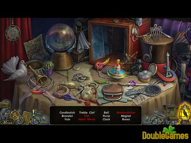Zdarma stáhnout Dark Tales: Edgar Allan Poe's The Devil in the Belfry Collector's Edition screenshot 2