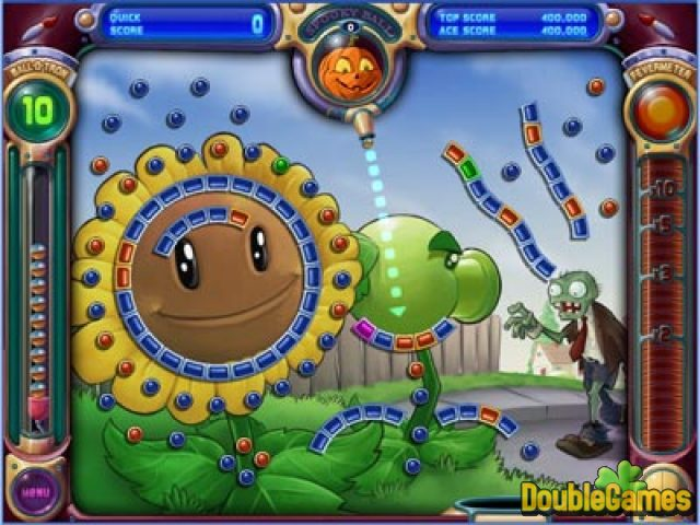 Zdarma stáhnout Plants vs Zombies Game of the Year Edition screenshot