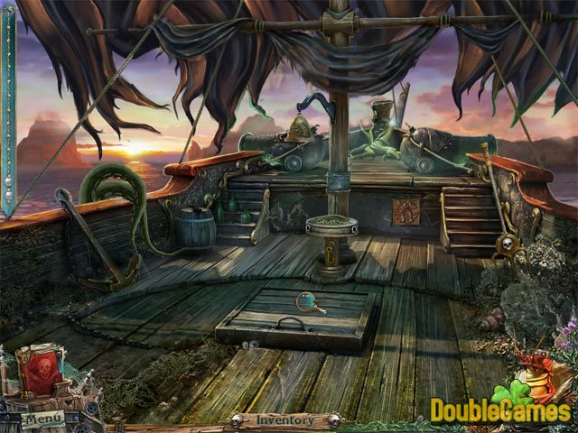 Zdarma stáhnout secrets of the seas: flying dutchman screenshot 3