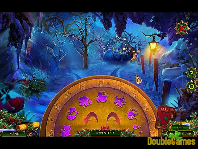 Zdarma stáhnout The Christmas Spirit: Grimm Tales Collector's Edition screenshot 3