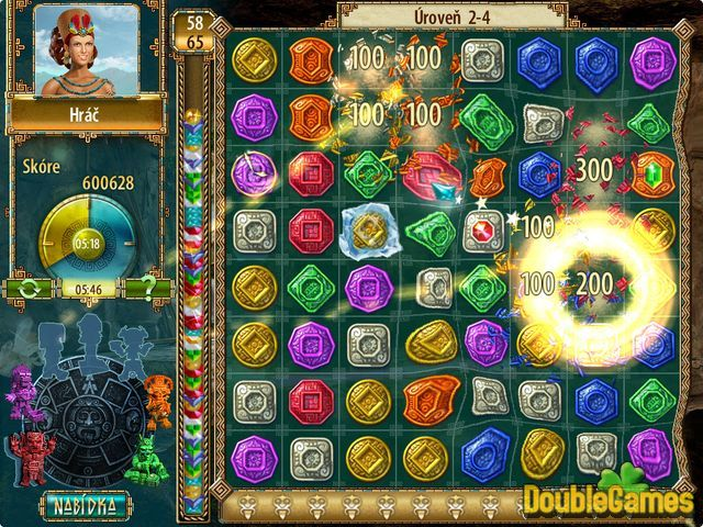 Free Download The Treasures Of Montezuma 2 Screenshot 1