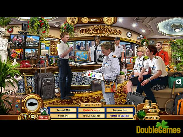 Free Download Vacation Adventures: Cruise Director 7 Collector's Edition Screenshot 1